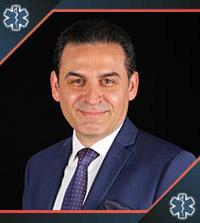 Omid Akbari, Executive Director